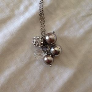 J.Crew Bauble Necklace