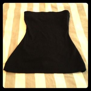 Black BeBe Tube Top