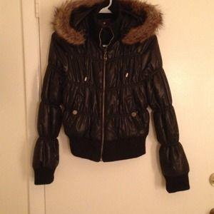 Forever 21 winter coat