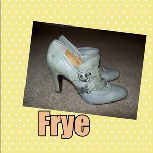 Frye Shoes - 🚫Sold🚫Frye Allie Softy Pump Bootie