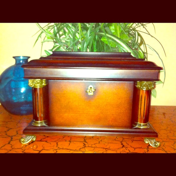 Bombay Co Jewelry Box Poshmark