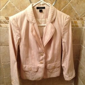 Pink Express jacket blazer size 4