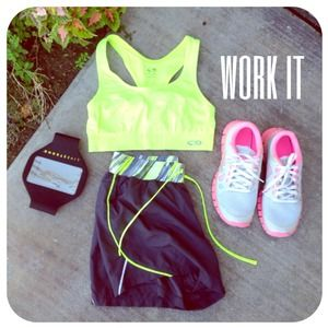 Work out wear REDUCED!