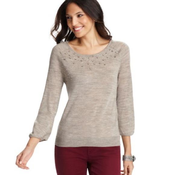 Ann Taylor Loft Sweaters
