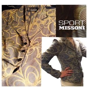Missoni Jackets & Blazers - Missoni Sport denim jacket
