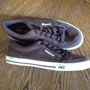 american eagle outfitters tennis shoes on poshmark