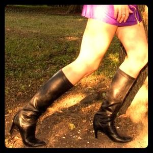 Reduced! Black Boots