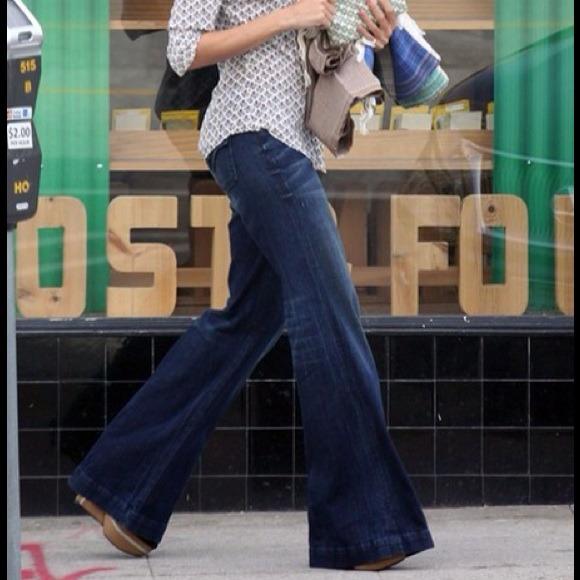 80% off Hudson Jeans Denim - ✂️HP PRICE CUT✂ HUDSON WIDE LEG ...