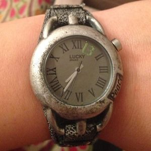 lucky brand watches peace on Poshmark |Lucky Brand Peace Watch