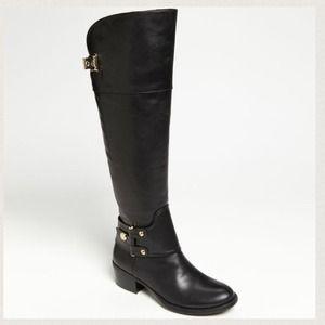 ❌SOLDeBay❌Vince Camuto Brooklee Black Leather Boot