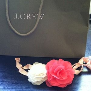 J. Crew Accessories - Host pick!! J Crew belt/headband