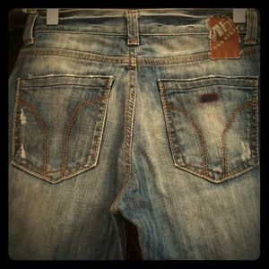 Miss Sixty 60 Boot Cut Denim Jeans 27