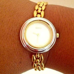 baa8a75d2 Gucci Accessories | 100 Authentic Vintage Watch | Poshmark
