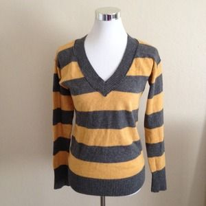 Mossimo Sweaters - Striped Sweater