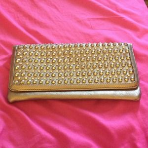 MMA Clutches & Wallets - Studded clutch