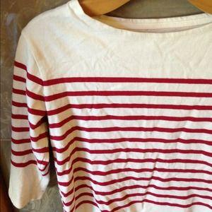 ⚡️FLASH SALE⚡️Red Striped Sweater