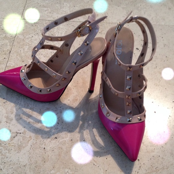 56 off jojo cat shoes inspired valentino heels from elaine s