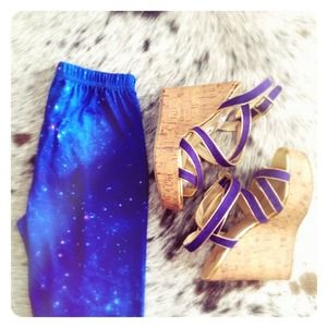 HALF OFF SALE | Galaxy Leggings