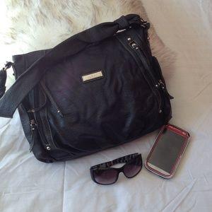 Rosetti Handbags - ROSETTI BLACK PEBBLED PURSE NWOT