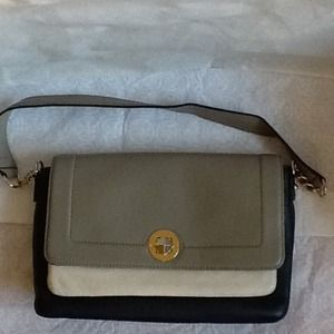 Kate spade leather handbag, like new