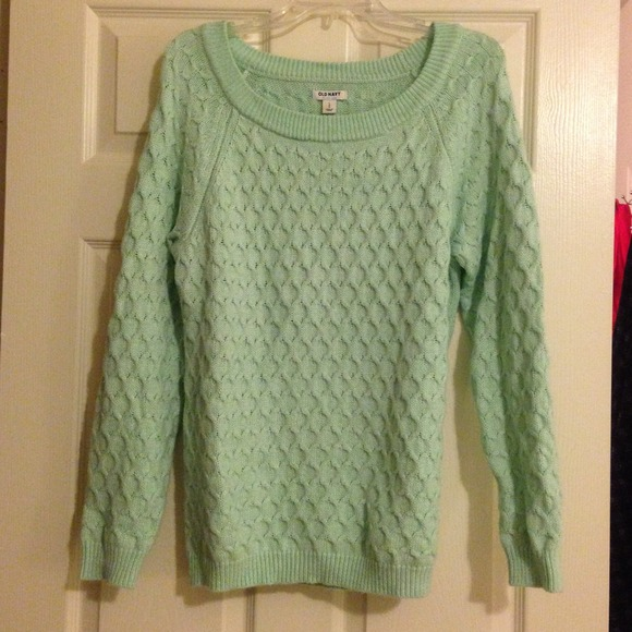 Old Navy - BUNDLE: Old Navy Mint Sweater   F21 Sweatshirt from ...