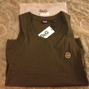 Dolce & Gabbana D&G tank top (reduced!!)