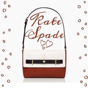 NWT Kate Spade Bourbon Street Elyse Shoulder Bag