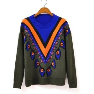  Peacock Sweater 