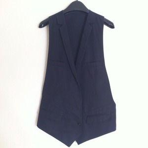 Black Dolce & Gabbana Vest rag bone alexander wang