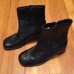 Naturalizer Jovana Boots Black