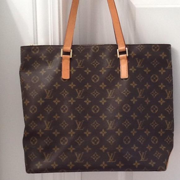 310ff7ad6598 Louis Vuitton Handbags - Louis Vuitton Cabas Mezzo Tote   NEW PRICE