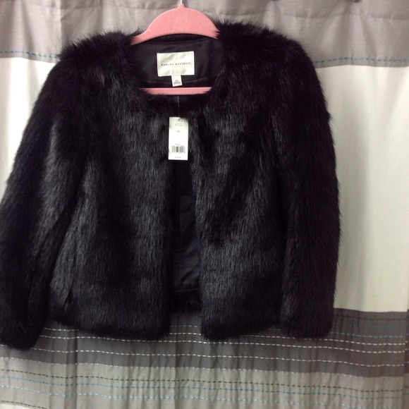 Collection Black Fur Coat Pictures - Reikian