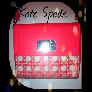 NWOT Kate spade cottage house bag HOST PICK!!