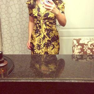 BCBG size 2 silk dress