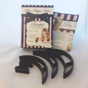 Bumpits Accessories - NEW Bumpits Hair Volumizing Inserts