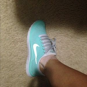 Nike Free Run Tiffany