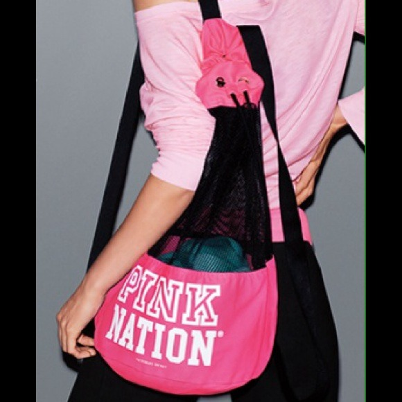 Pink Nation - Pink Nation Backpack from Vi's closet on Poshmark