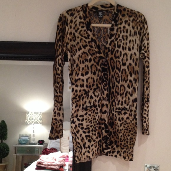 Ellison - Ellison leopard cardigan from Taylor's closet on Poshmark
