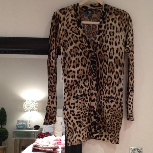 Ellison - Ellison leopard cardigan from Taylor's closet on Poshmark