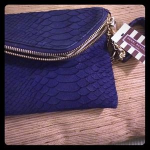 Henri Bendel  Clutches & Wallets - Authentic Henri Bendel Debutante Asymmetric Clutch