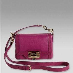 🎉HP🎉 Cole Haan Pink Vintage Valise Jenna