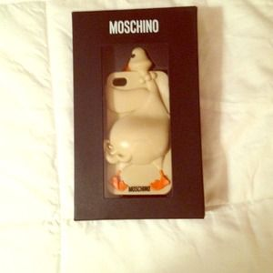 Moschino iPhone 4/4S case
