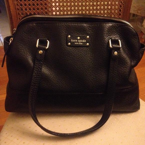 Kate Spade Blue Grove Court Lainey Shoulder Bag 14