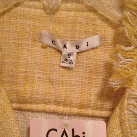 CAbi Jackets & Coats - CAbi Daisy Jacket