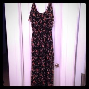 Lauren Conrad  Dresses & Skirts - Floral maxi dress