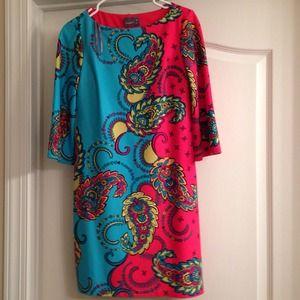Size 2 muse retro dress