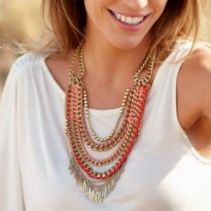 Host Pick! Stella & Dot Carmen Necklace