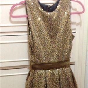 Isabel garreton Other - Gold sequence dress ( KIDS SIZE 16)