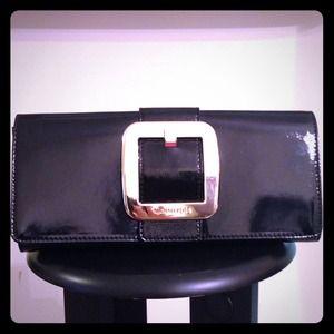 ⚡️Sale⚡️Michael Kors Patent Leather Clutch