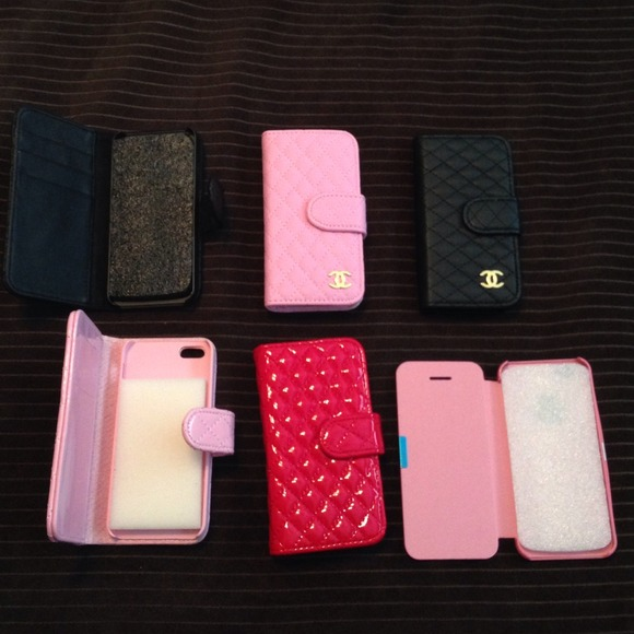 Quilted Chanel Iphone 5 Case Iphone 5 Case Chanel